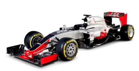 Haas Vf 16