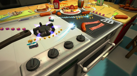 Micro Machines Vr Racing Kitchen