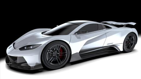 El Elation Freedom es un ambicioso superdeportivo eléctrico que promete alcanzar los 418 km/h y un 0-100 km/h en 1,8 segundos