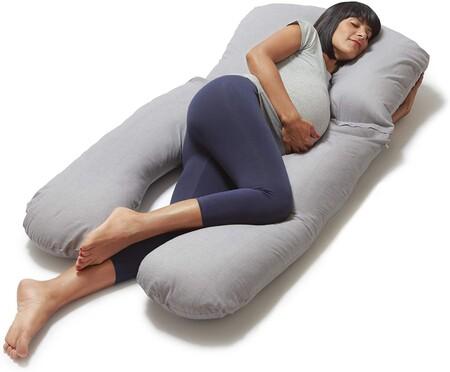 ¿Son útiles las almohadas corporales para embarazadas? Mi experiencia