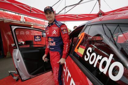 Dani Sordo el más rápido en el Shakedown nipón
