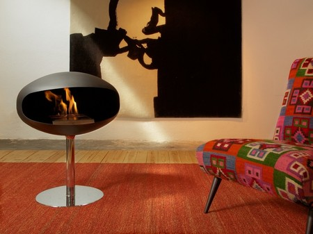 Cocoon Fires Pedestal