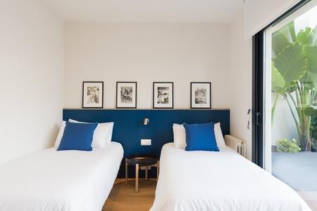 Airbnb Classic Blue Casa En Terrassa Espana 2