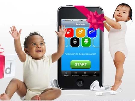 Traductor del llanto del bebé para el iPhone