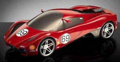 Millechili, ganador del Concurso Ferrari