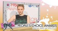 People's Choice Awards 2012: Y más y más modelis de la gala...
