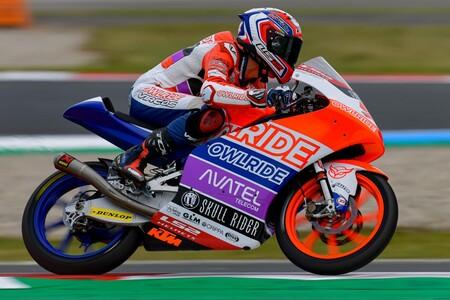 Rossi Assen Moto3 2021