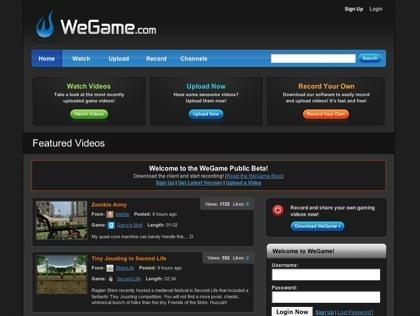 WeGame, el YouTube para jugadores