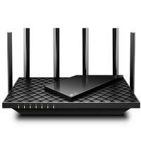 Archer AX5400 de TP-Link: router con WiFi6 para redes mesh y hasta 5.4 Gbps de ancho de banda