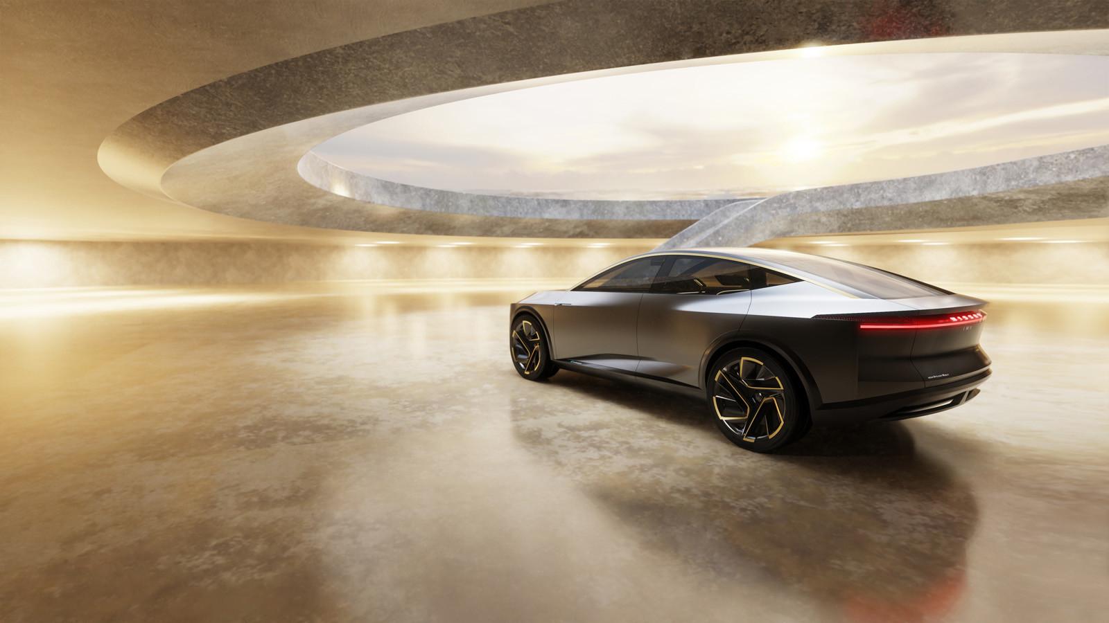 Foto de Nissan IMs EV Sports Sedan concept (10/31)