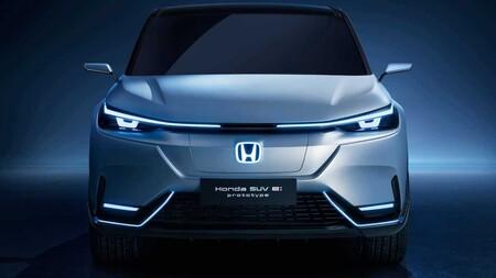 Honda Suv Eprototype 1