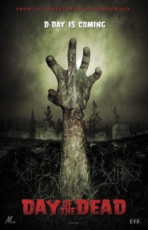Primer poster y reparto para el remake de 'El Día de los Muertos'