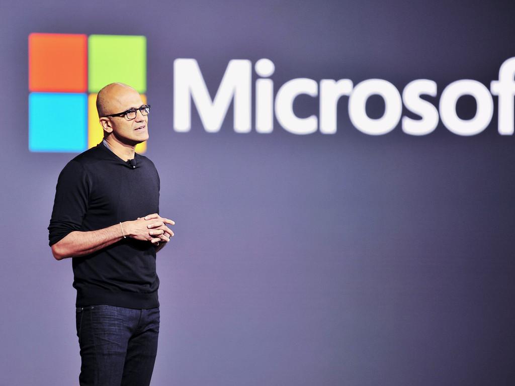Nadella 2015 October Microsoft