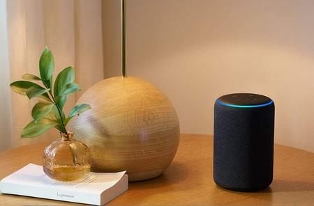 Amazon Echo Plus por solo 99,99 euros en Amazon, mejor precio del Cyber Monday 2019