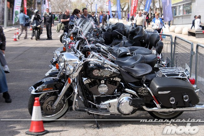 Harley Davidson en Moto Madrid