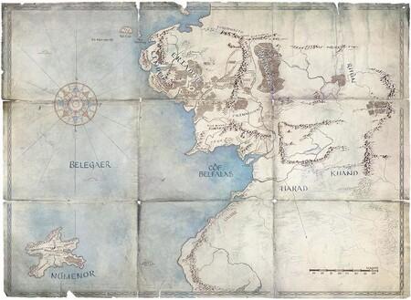 Amazon Map 3 7 19