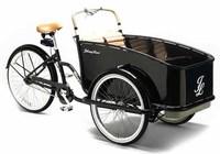 Preciosas bicicletas cargo Johnny Loco