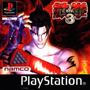 Tekken 3 portada