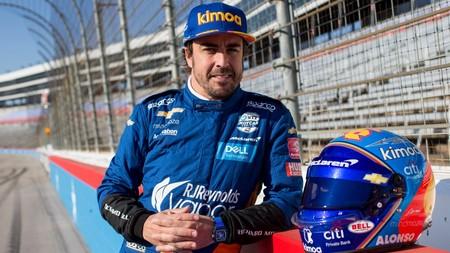 Fernando Alonso 500 Indianapolis 2019 3