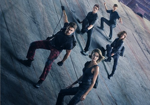 'La serie Divergente: Leal', la película