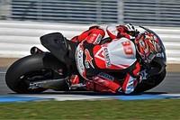 Jack Miller y de nuevo Takaaki Nakagami al frente en el segundo día del test de Jerez