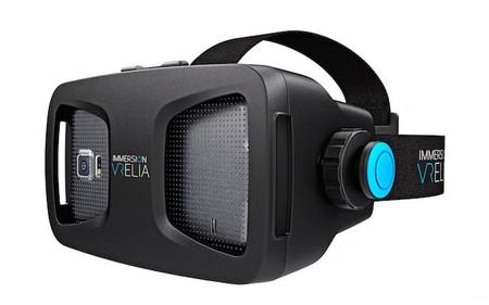ImmersiON VRelia Go, otro dispositivo para realidad virtual creado por un mexicano