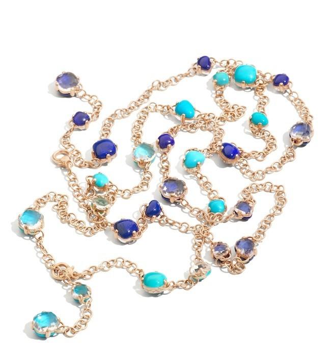 ad309ea24e53 Pomellato se inspira en Capri para su nueva colección de joyas