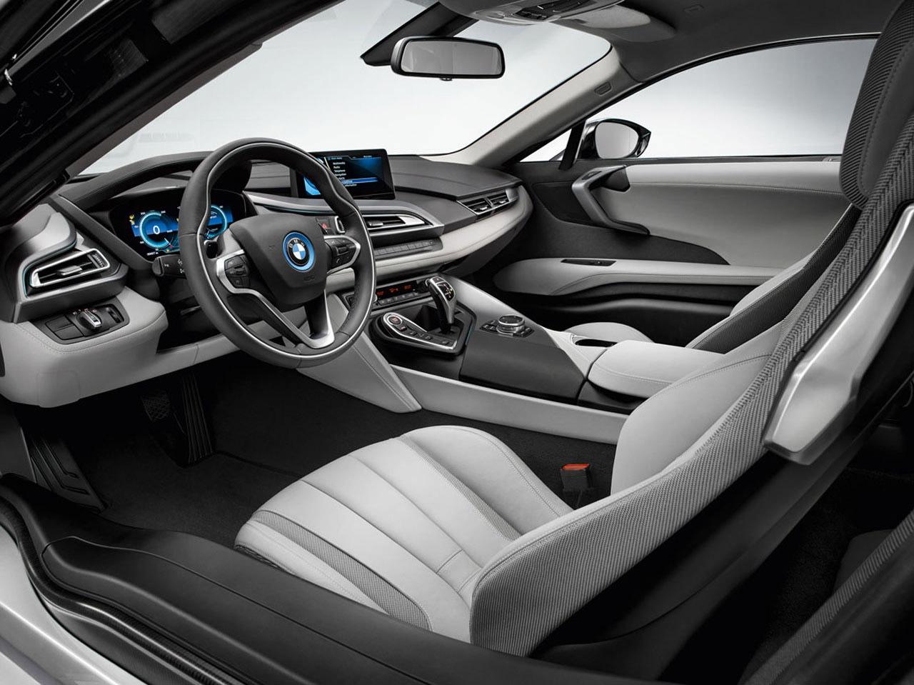 Foto de BMW i8 (21/124)