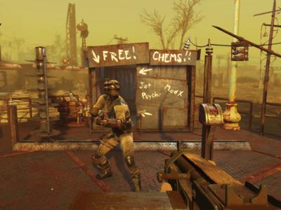 Ya hay fecha de lanzamiento para Wasteland Workshop, el segundo DLC de Fallout 4