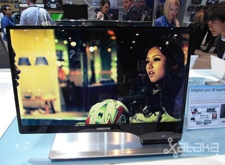 Samsung Syncmaster TA950 - Prueba en CES 2011