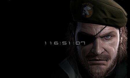 La cuenta atrás de Kojima se actualiza con una foto del... ¡Big Boss! y una sorpresa