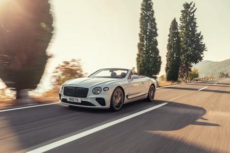 El nuevo Bentley Continental GT Convertible está listo para devorar continentes enteros