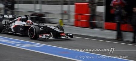 Test de pretemporada en el Circuit de Catalunya. Galería de imágenes del día 6