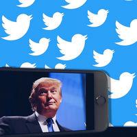 """Trump se reúne con Twitter después de afirmar que la red social """"no le trata bien"""" y """"juega a juegos políticos"""""""