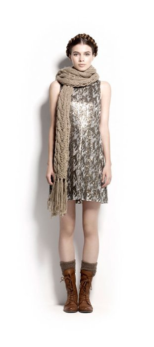 Vestidos cortos Pull and Bear