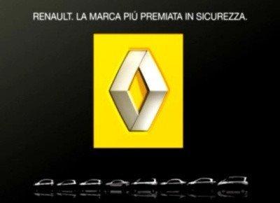 Renault presume en Italia