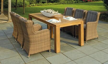 Ofertas para nuestro jardín y terraza en Leroy Merlin: sets de muebles, sillones o nebulizadores rebajados