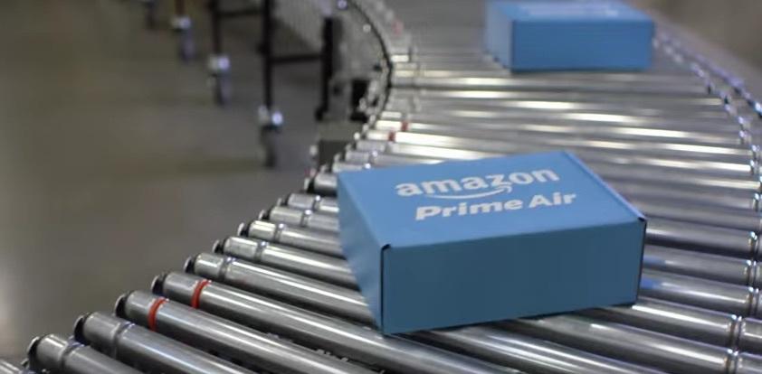 Foto de Amazon Prime Air (1/10)