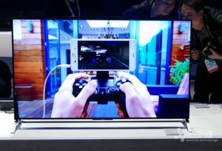 Sony X900, toma de contacto