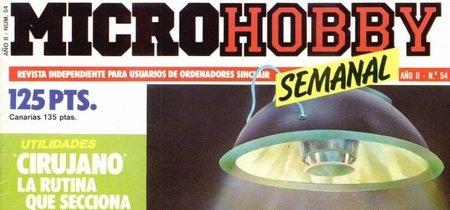 ¿Te acuerdas de ... los programas de la Microhobby?