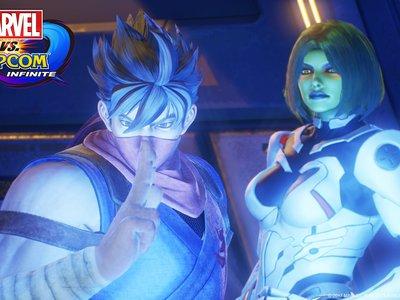 Chris Redfield, Gamora y otros tantos protagonizan los seis vídeo tutoriales nuevos de Marvel vs. Capcom: Infinite