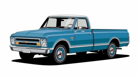 Chevrolet Trucks 100th Anniversary 5