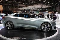 Hyundai i-Flow, líneas fluidas y elegantes