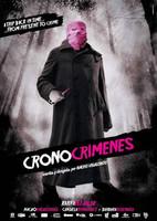 Póster de 'Los Cronocrímenes' de Nacho Vigalondo