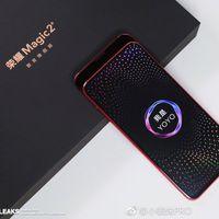 Este sería el Honor Magic 2, el smartphone que competirá con el Mi MIX 3 por el título de verdadero smartphone sin marcos