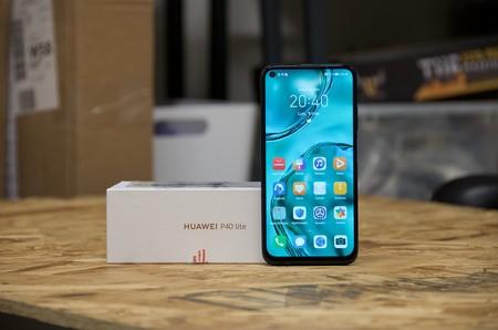 El sucesor del súperventas de Huawei está de oferta en El Corte Inglés: P40 Lite con auriculares Freebuds 3 por 249 euros