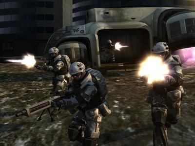 Battlefield 2142, vídeo promocional
