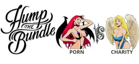Paga por paquetes de porno mientras donas a la caridad con Hump the Bundle
