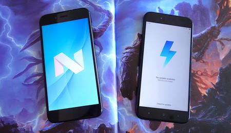 Xiaomi Mi A1 vs Xiaomi Mi 5X, comparativa: cara a cara entre Android One y MIUI