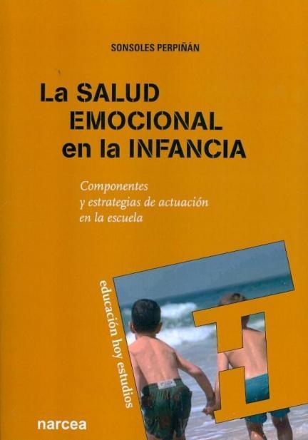 """Libro """"La salud emocional en la infancia"""": la escuela también es importante"""